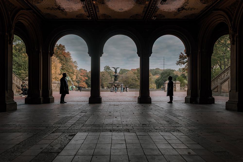 Fotoreportage Central Park (c) Silvie Bonne