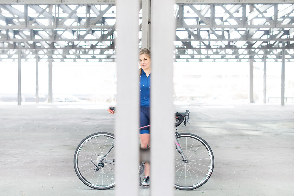 Little Black Bike (c) Silvie Bonne