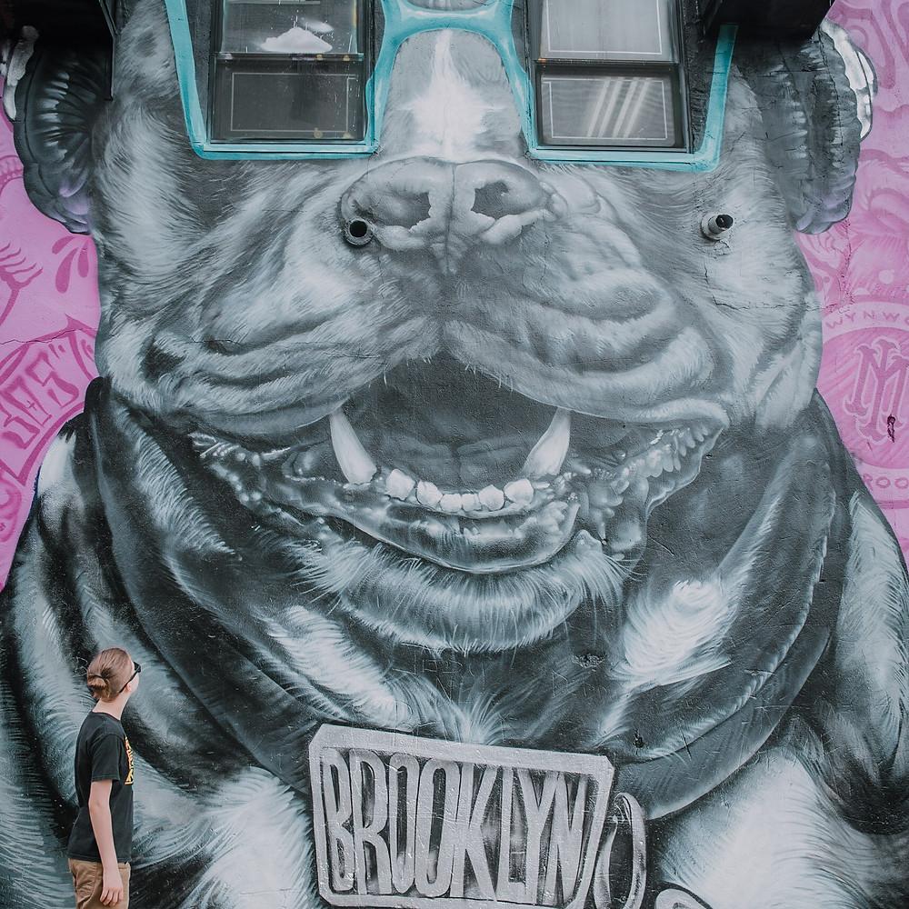 The Bushwick Collective (c) Silvie Bonne