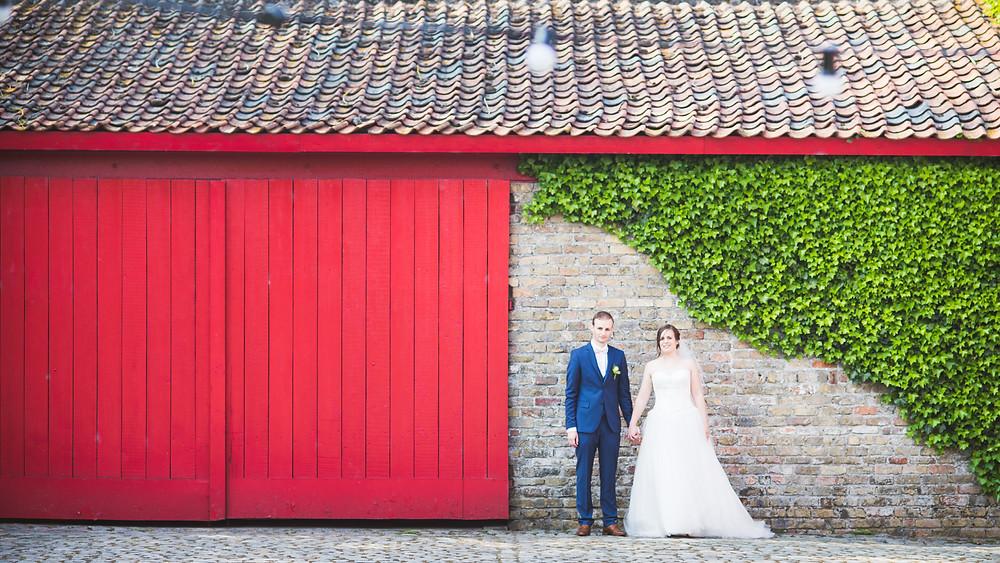 Huwelijksreportage in De Roode Poorte (c) Silvie Bonne