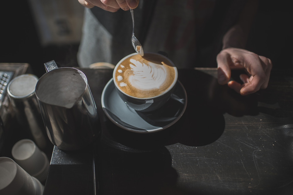New York Coffee (c) Silvie Bonne