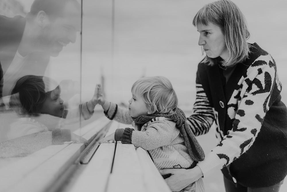 Familiereportage in Oostende (c) Silvie Bonne