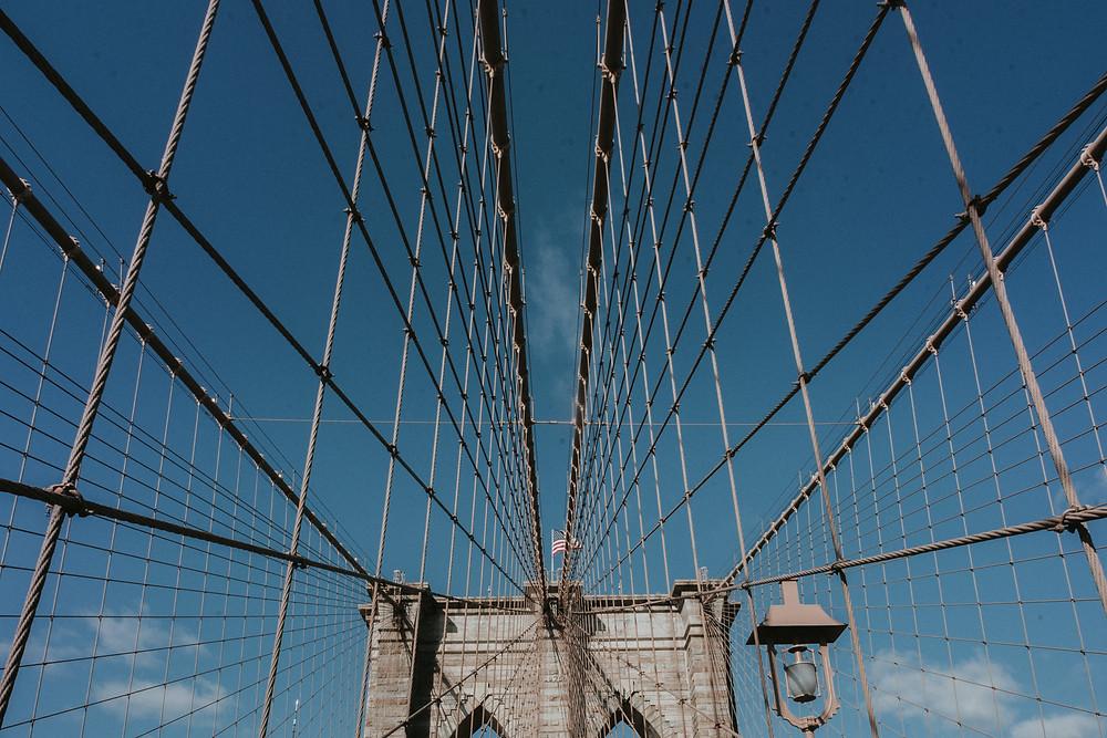 Brooklyn Bridge (c) Silvie Bonne