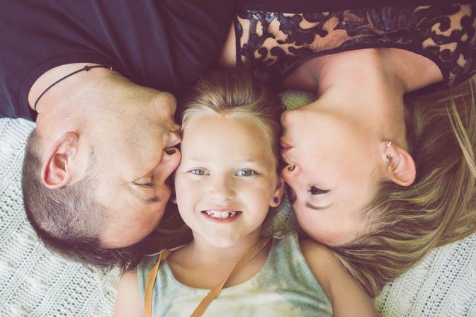 Familiereportage op de Brugse Vesten