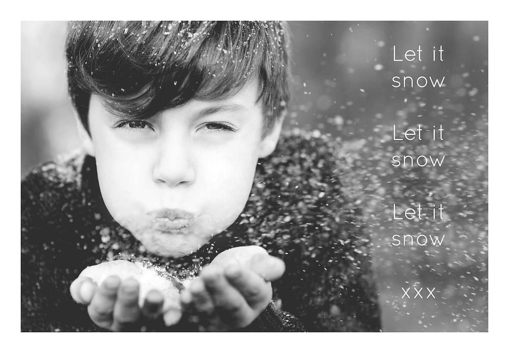 Let is snow (c) Silvie Bonne
