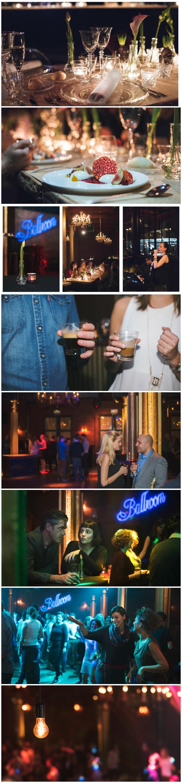 Party @ Café Local Antwerpen (c) Silvie Bonne