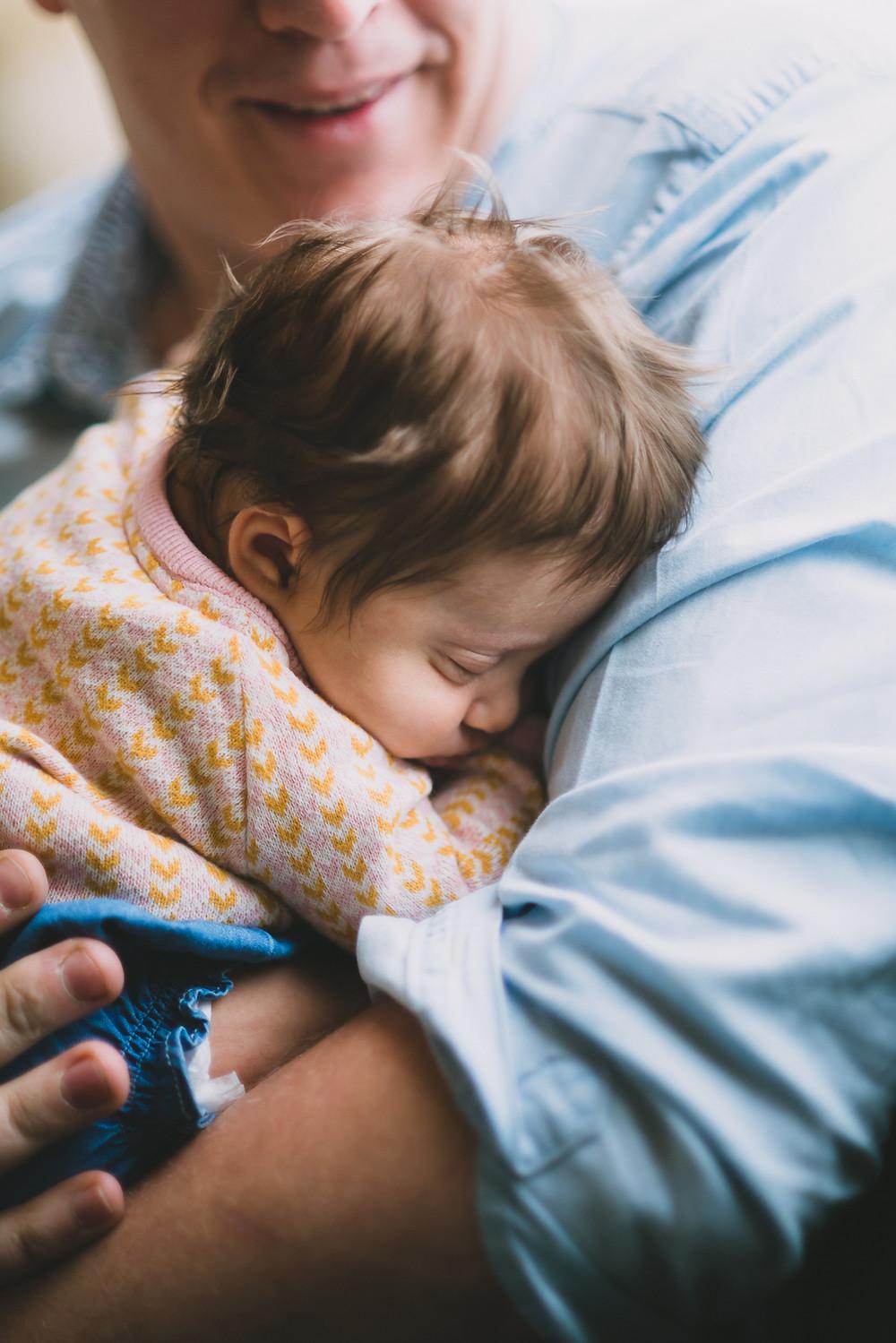 Babyreportage Rosie (c) Silvie Bonne