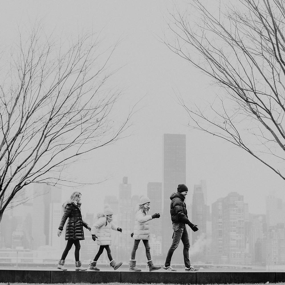 NYC with Teens - Photo Walk in L.I.C. (c) Silvie Bonne