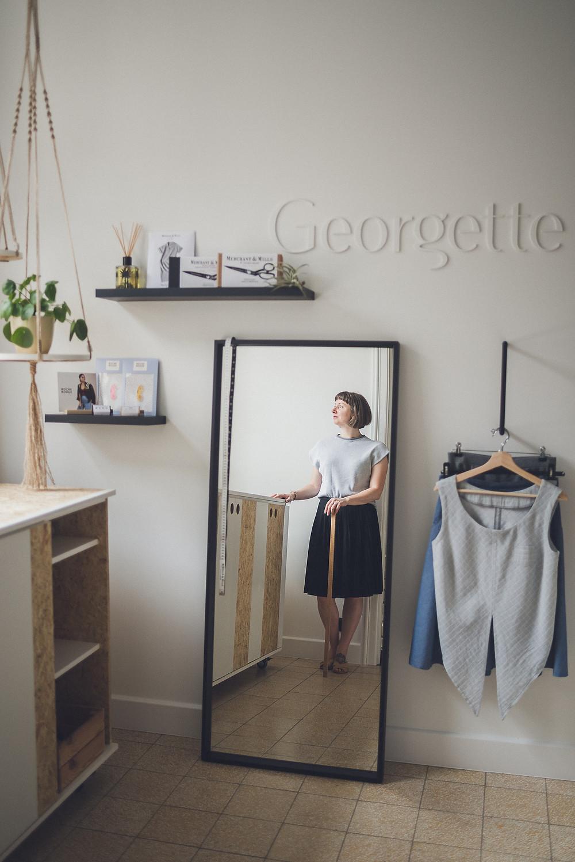 Georgette (c) Silvie Bonne