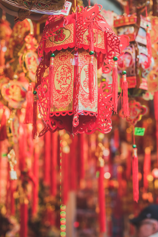 Lunar New Year (c) Silvie Bonne