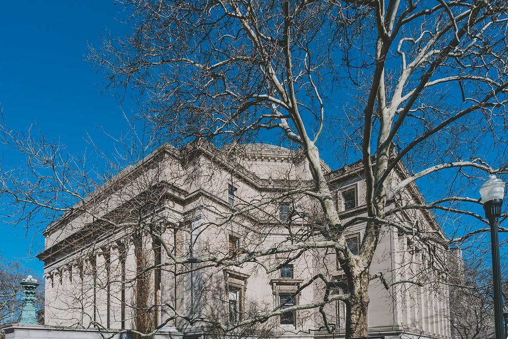 Columbia University (c) Silvie Bonne