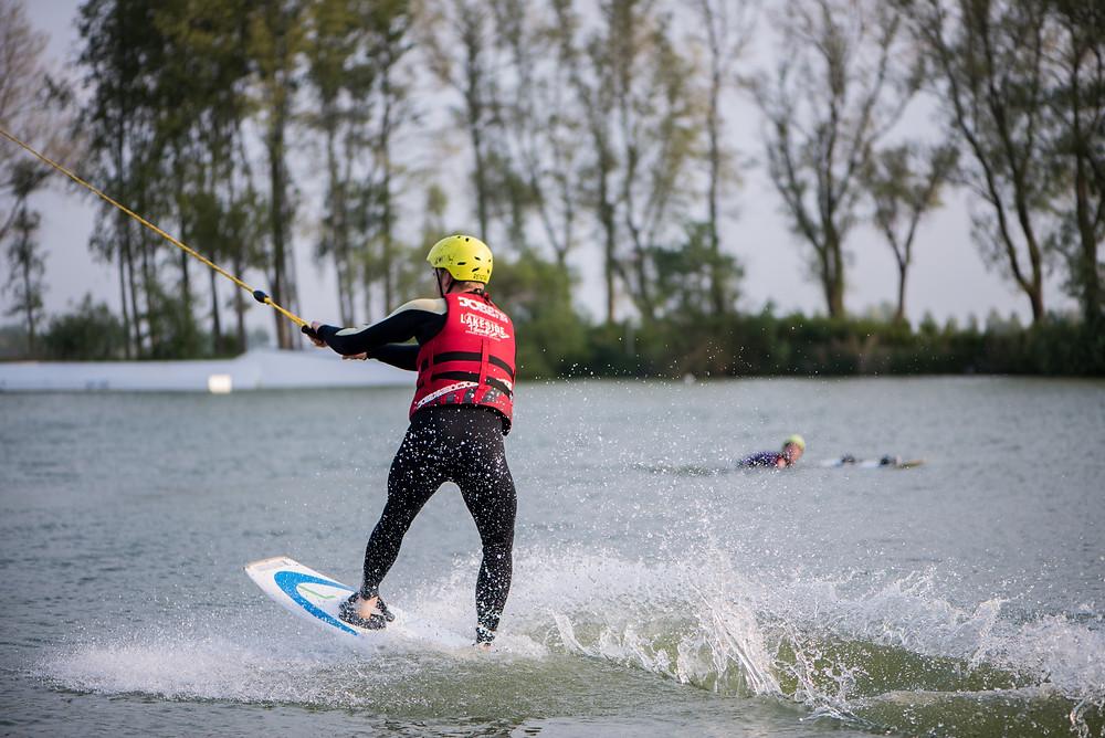 Wakeboarden Knokke (c) Silvie Bonne
