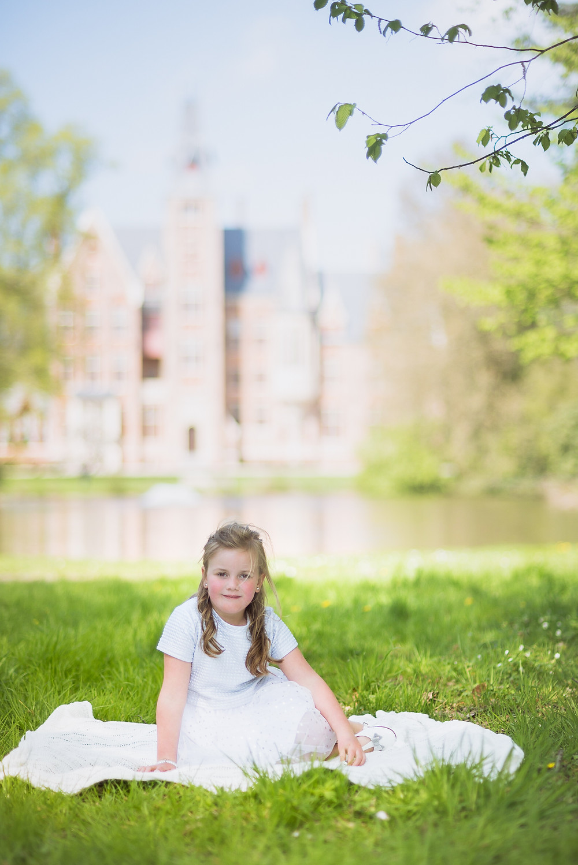 Communie reportage in Loppem (c) Silvie Bonne
