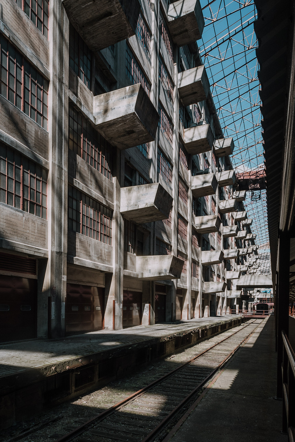 Brooklyn Army Terminal (c) Silvie Bonne