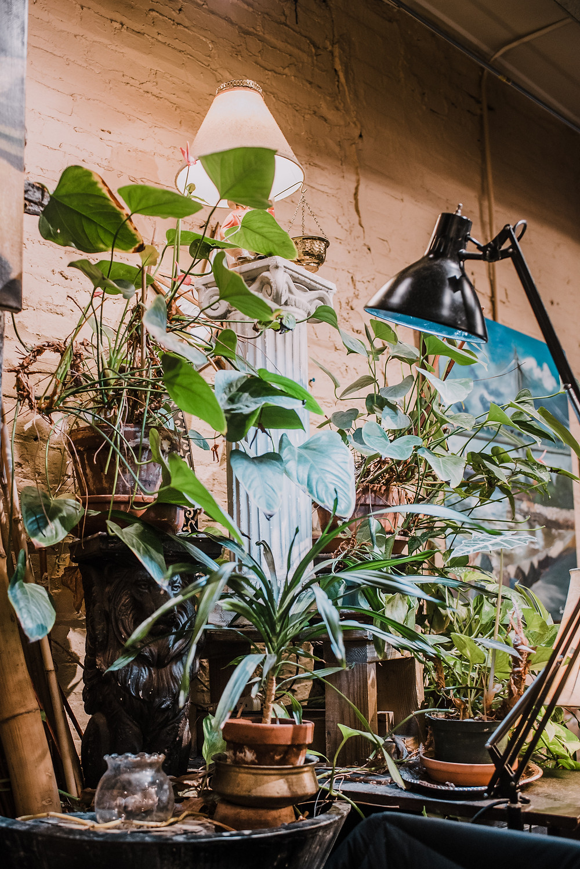 Grounded Coffee and Tea House (c) Silvie Bonne