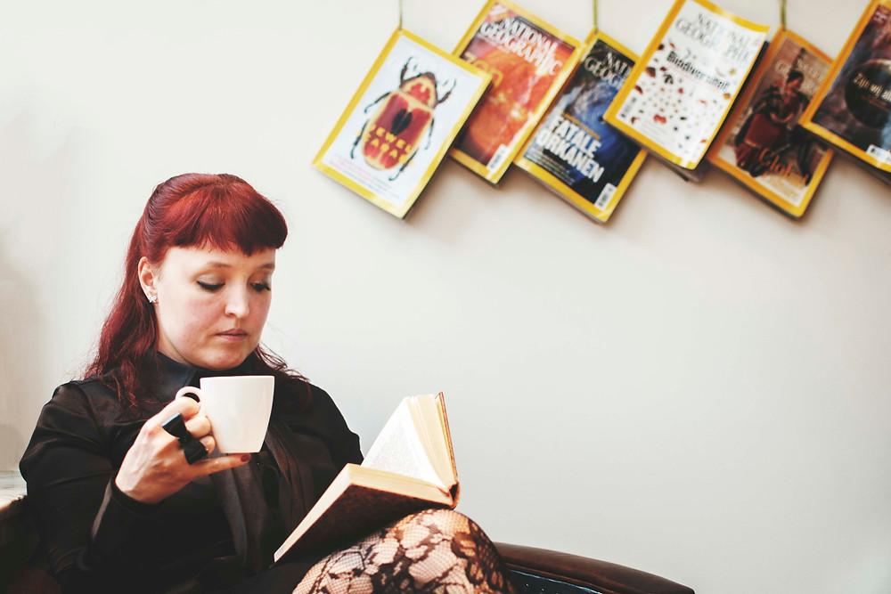 Books & Brunch Brugge (c) Silvie Bonne