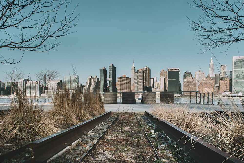NYC skyline (c) Silvie Bonne