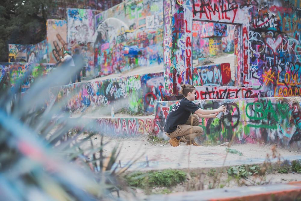 Austin Street Art (c) Silvie Bonne