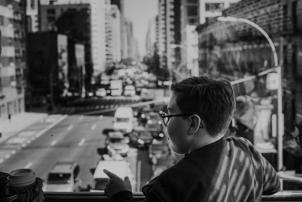 NYC Photo Shoot in Long Island City (c) Silvie Bonne
