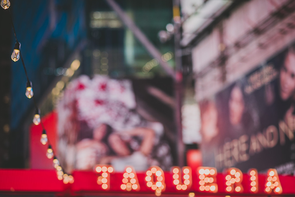 Time Square (c) Silvie Bonne