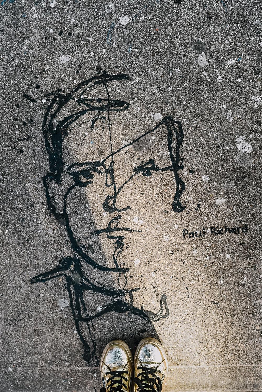Williamsburg Street Art - Paul Richard (c) Silvie Bonne
