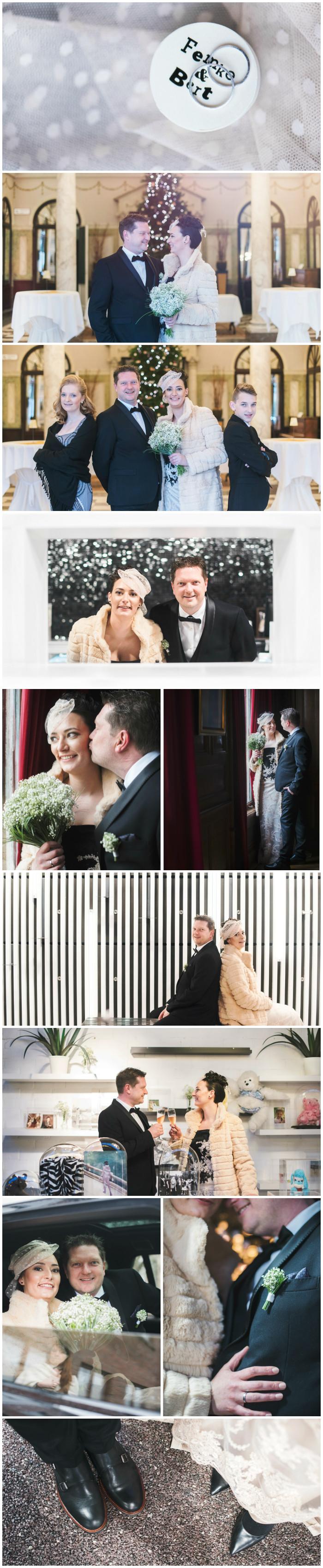 Huwelijksreportage Femke & Bert (c) Silvie Bonne