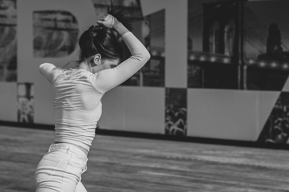 Nyc Dancer Marianne (c) Silvie Bonne