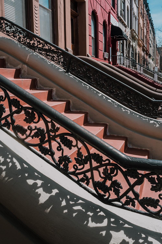 Strivers' Row - Harlem (c) Silvie Bonne