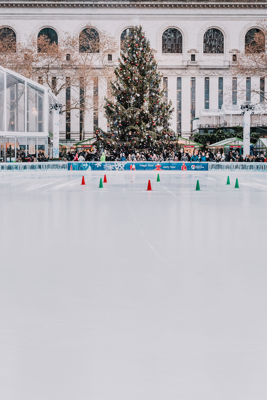 Kerst in NYC (c) Silvie Bonne