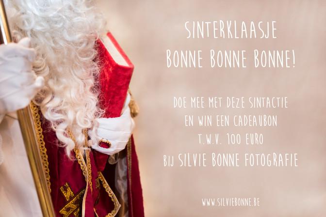 Sinterklaasje Bonne Bonne Bonne!