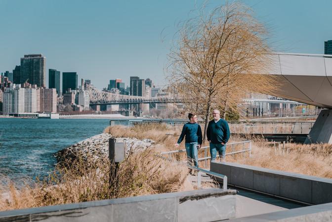 Vader-en-zoon-NYC-trip