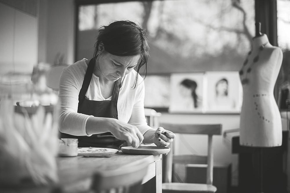 Atelier Fleurfatale (c) Silvie Bonne