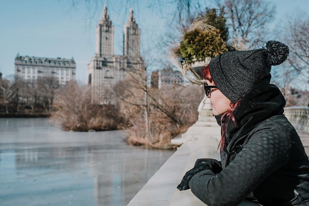Central Park (c) Silvie Bonne