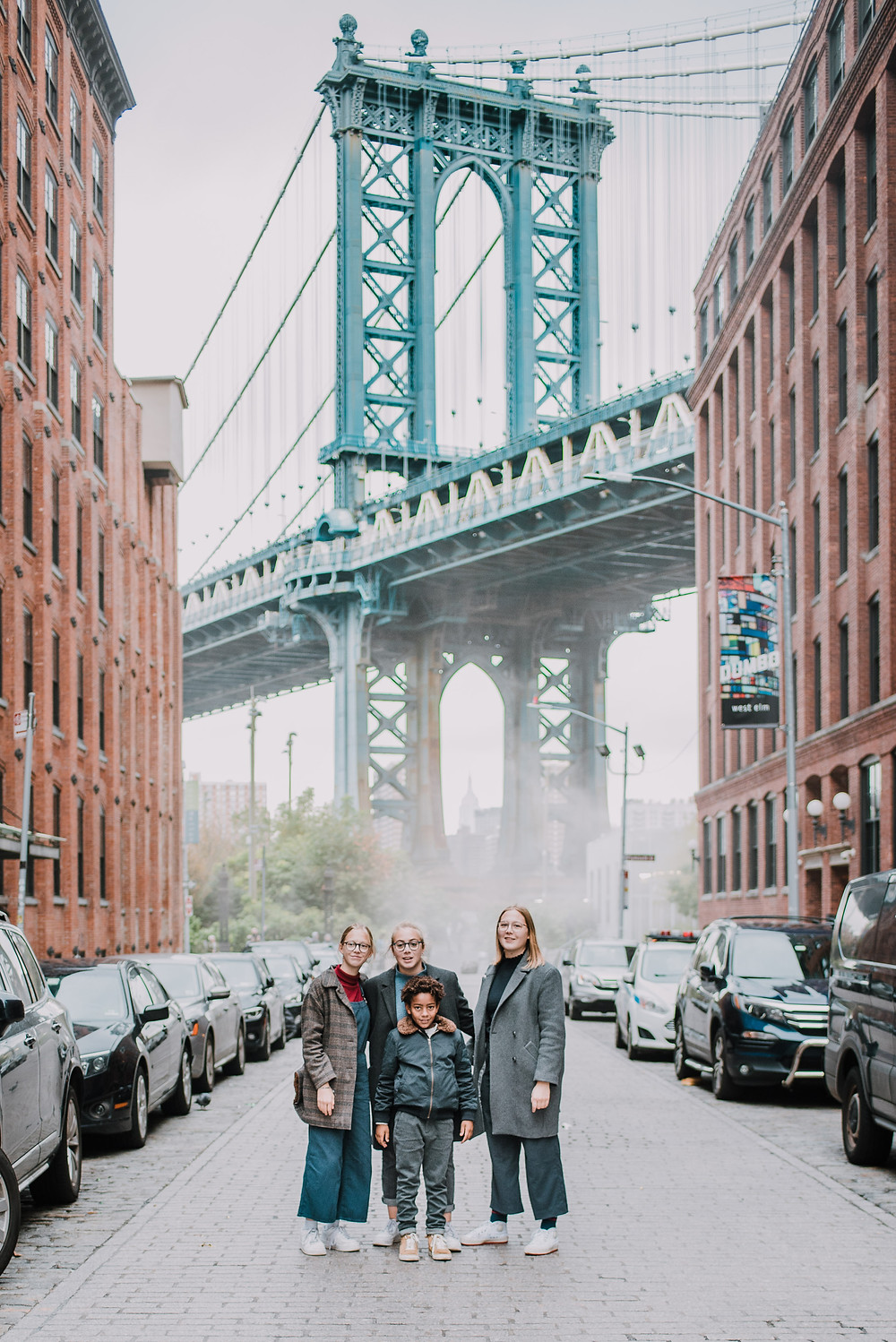 NYC Family shoot (c) Silvie Bonne