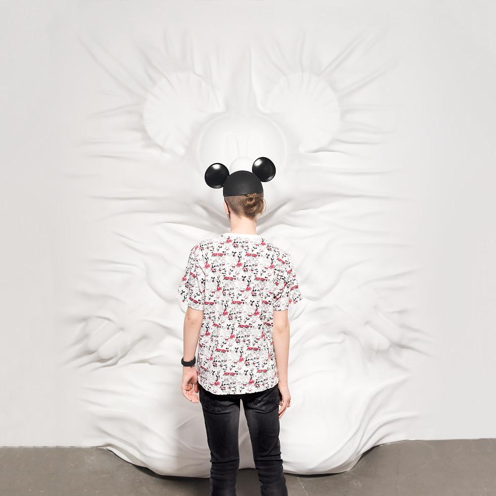 NYC with Teens - Mickey, The True Original  (c) Silvie Bonne