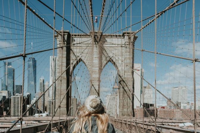 NY Klassieker: Brooklyn Bridge