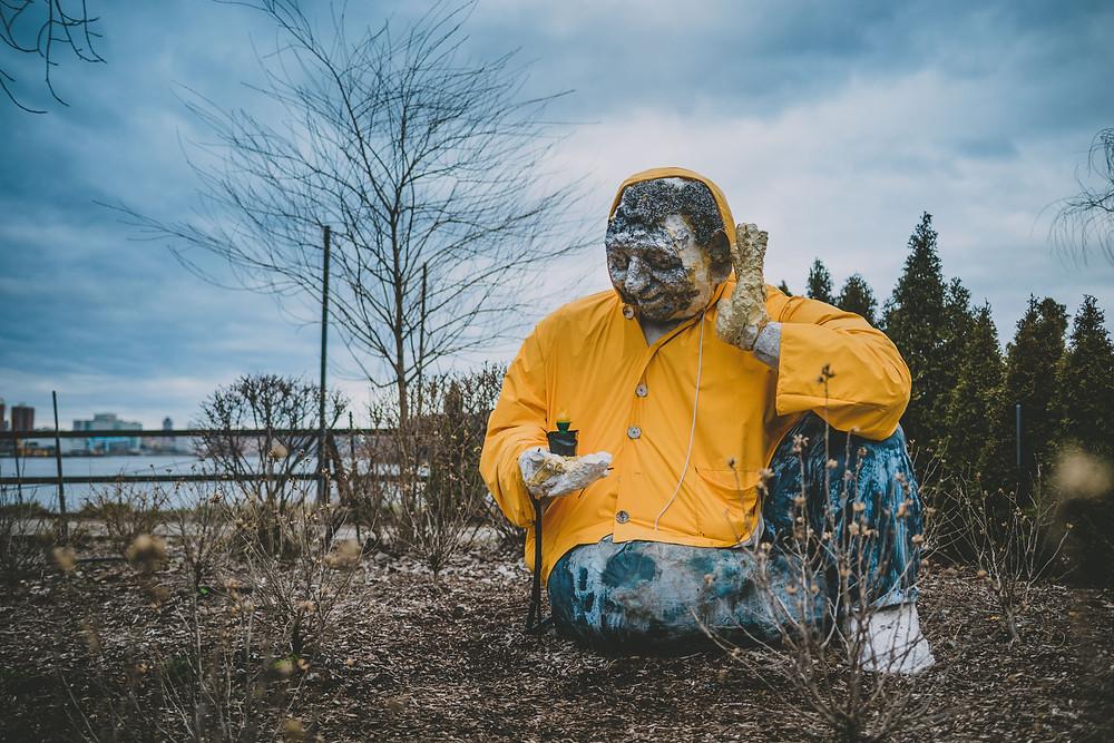 Socrates Sculpture Park (c) Silvie Bonne