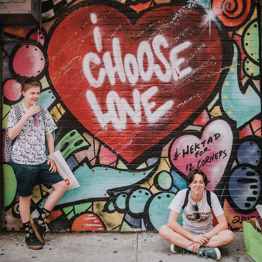 NYC with Teens - China Town (c) Silvie Bonne