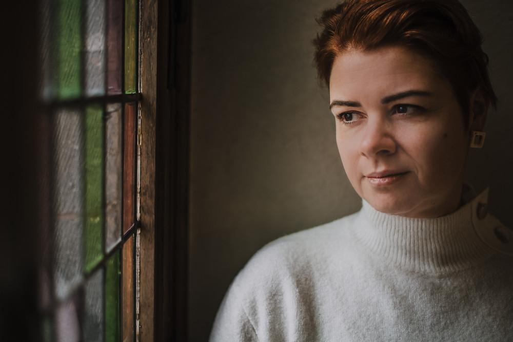 Portret Babs (c) Silvie Bonne