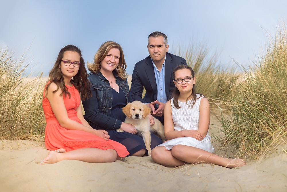 Lentefeest reportage aan Zee (c) Silvie Bonne