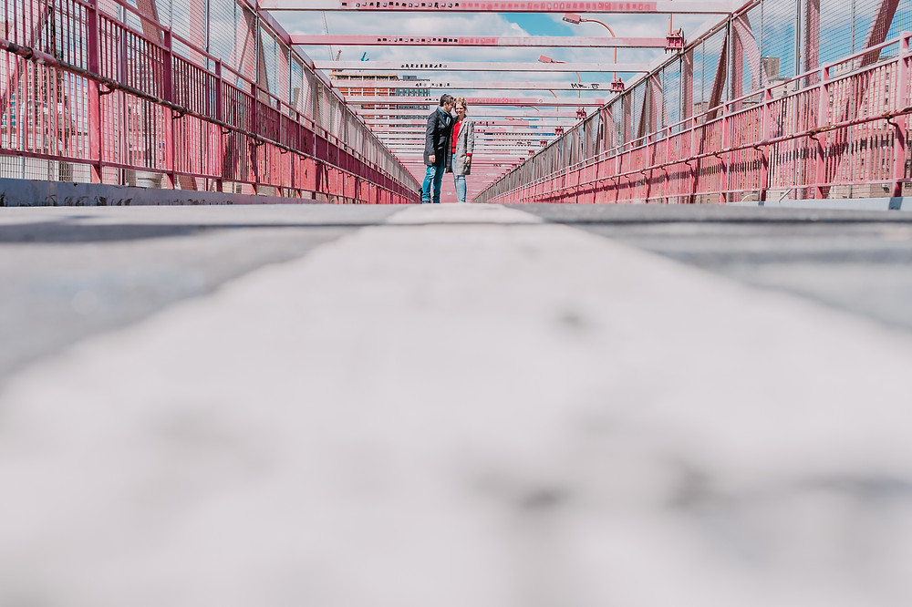 Romantic Photo Shoot in Williamsburg (c) Silvie Bonne