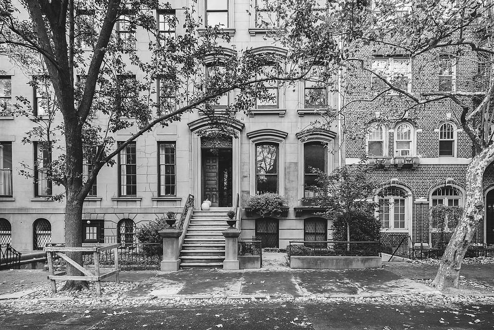 Brooklyn Heights (c) Silvie Bonne