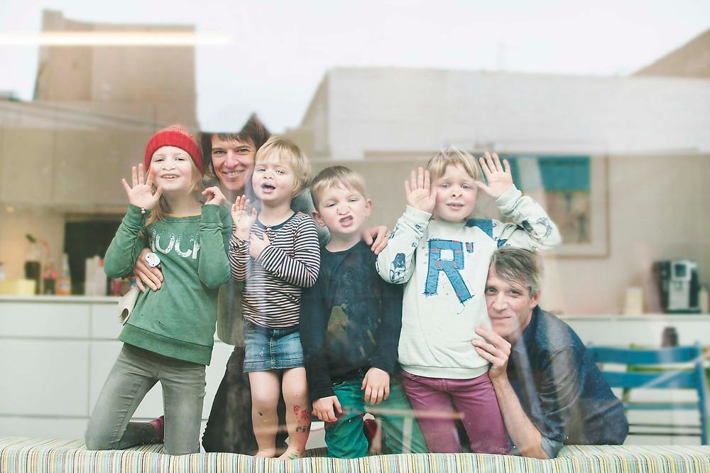 Familiereportage (c) Silvie Bonne