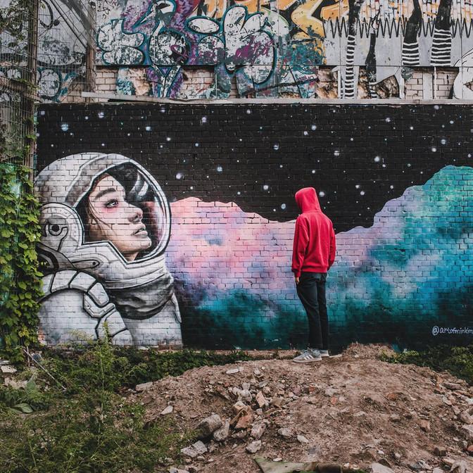 Berlijn met tieners