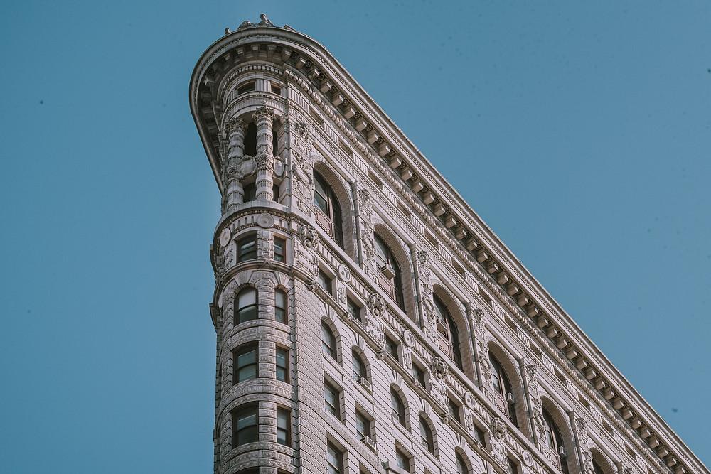 Flatiron Building (c) Silvie Bonne