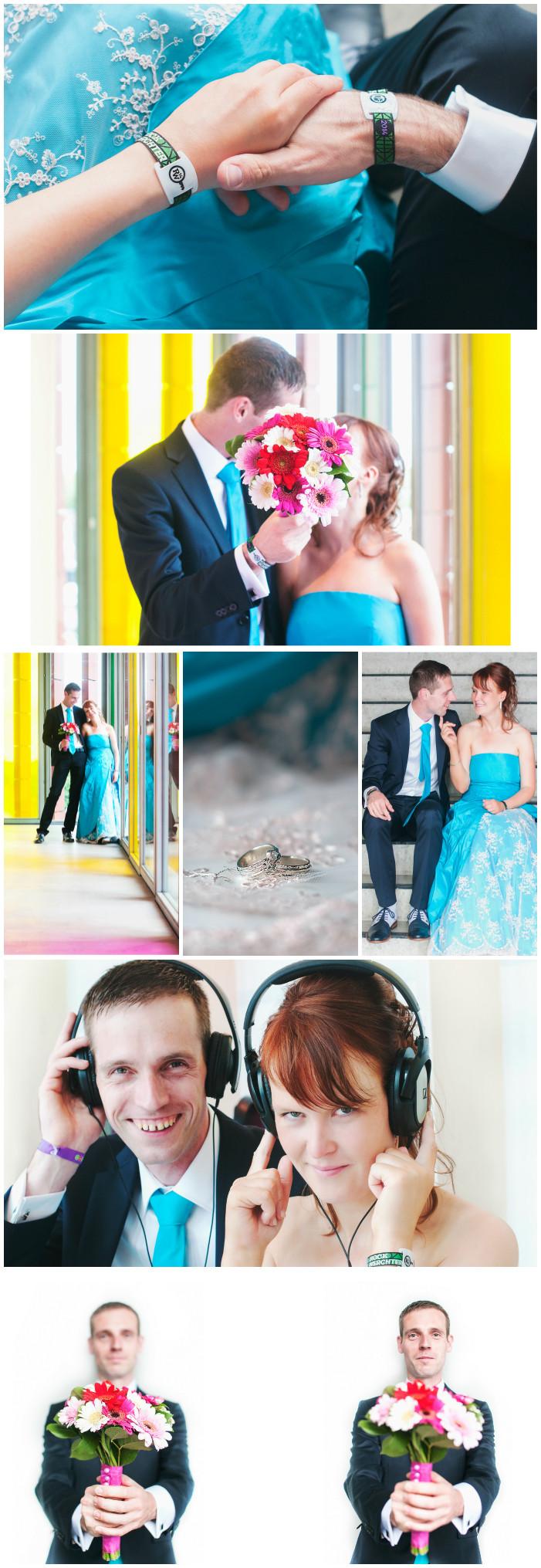 Huwelijksreportage in Brugge (c) Silvie Bonne