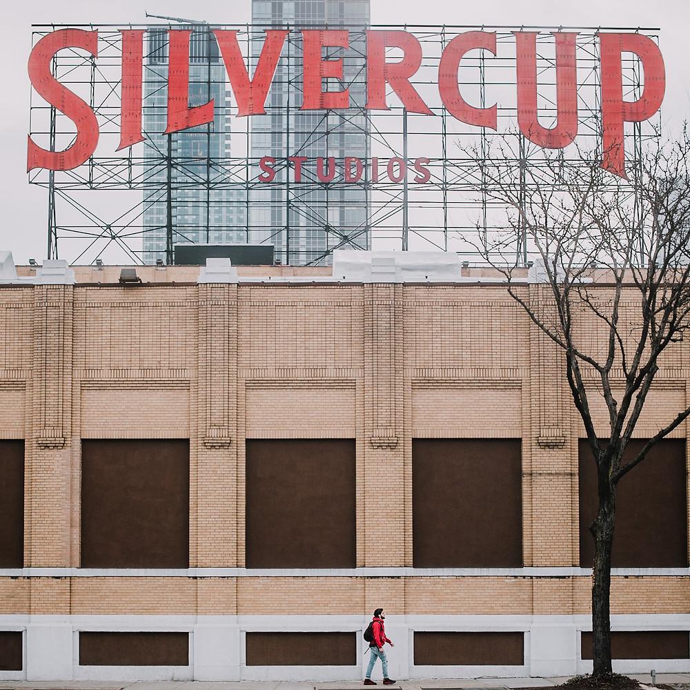 Silvercup Studio's (c) Silvie Bonne