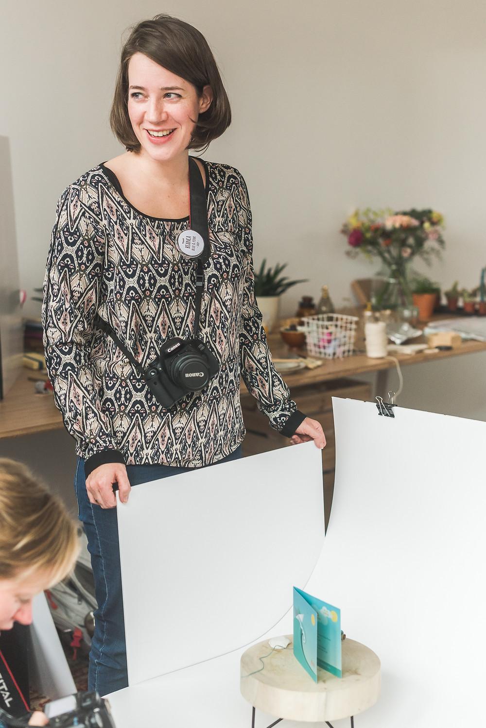 Workshop Fotografie & Styling (c) Silvie Bonne