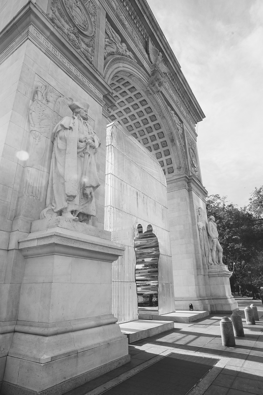 Washington Square Park (c) Silvie Bonne