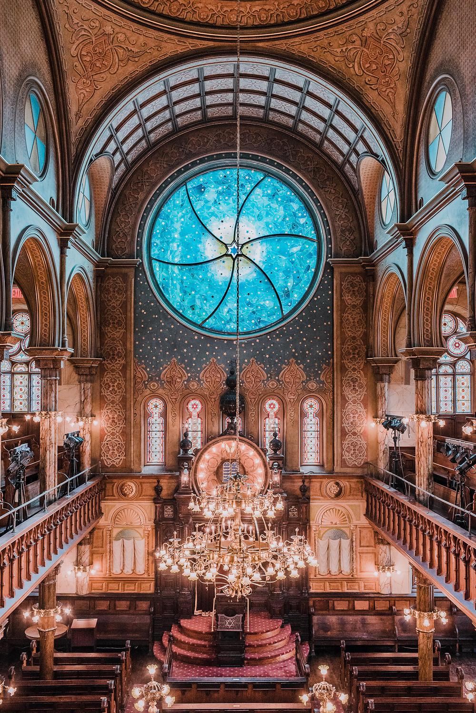 Eldridge Street Synagogue (c) Silvie Bonne